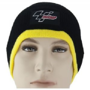 Moto GP beanie hat black/yellow MGPHAT14